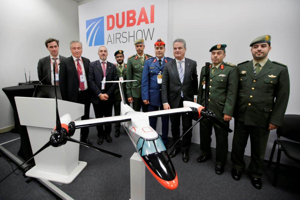 UAE Joint Aviation Command selects the tiltrotor for SAR ...