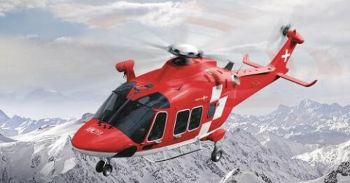 The world of helicopter ice protection systems | AirMed&Rescue