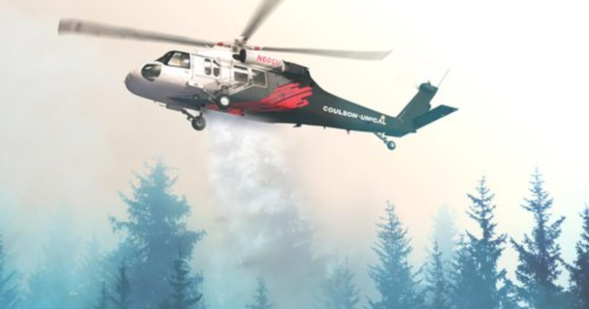 Southern California Receives New Firefighting Helicopters