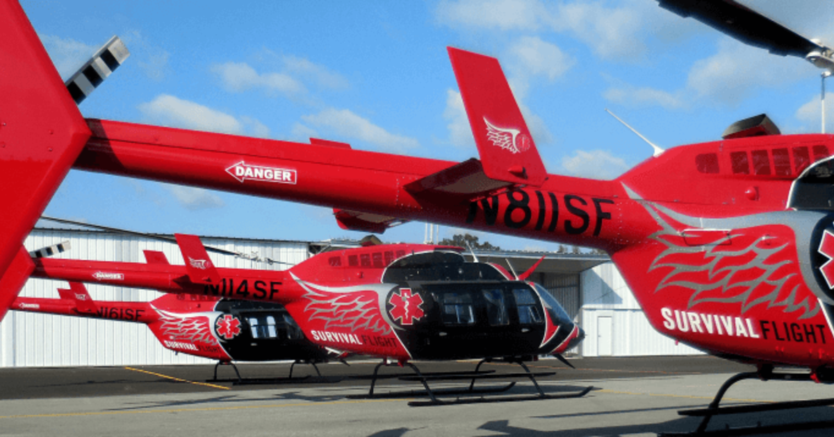 Survival Flight gives update on crash | AirMed&Rescue
